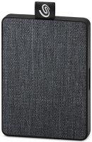 Твердотельный накопитель Seagate One Touch 500GB Black (STJE500400)