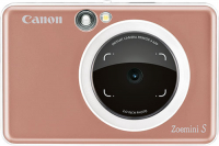 Фотоаппарат моментальной печати Canon Zoemini S Rose Gold (ZV-123-RG) фото
