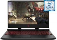 "Игровой ноутбук HP Omen 15-dc1084ur (8XC67EA) (Intel Core i5-9300H 2400Mhz/15.6""/1920x1080/16GB/512GB SSD/DVD нет/NVIDIA GeForce RTX 2060/Wi-Fi/Bluetooth/Win 10 Home)"