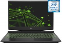 Игровой ноутбук HP Pavilion Gaming 15-dk0090ur (8TY32EA) (Intel Core i5-9300H 2.4GHz/15.6''/1920x1080/16GB/512GB SSD/NVIDIA GeForce GTX1050/DVD нет/Wi-Fi/Bluetooth/Win10)