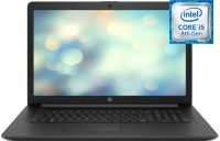 "Ноутбук HP 17-by1037ur (7PX68EA) (Intel Core i5-8265U 2300Mhz/17.3""/1600x900/8GB/256GB SSD/DVD/AMD Radeon 530/Wi-Fi/Bluetooth/Win 10 Home)"