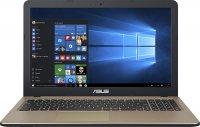 "Ноутбук ASUS VivoBook F540BA-GQ626 (AMD A4-9125 2.3GHz/15.6""/1366х768/4GB/500GB HDD/AMD Radeon R3/DVD нет/Wi-Fi/Bluetooth/ОС нет)"