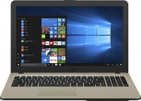 "Ноутбук ASUS F540BA-GQ677 (AMD A4-9125 2.3GHz/15.6""/1366х768/4GB/256GB SSD/AMD Radeon R3/DVD нет/Wi-Fi/Bluetooth/Endless)"