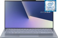 "Ультрабук ASUS ZenBook S13 UX392FN-AB006T (Intel Core i7-8565U 1.8GHz/13.9""/1920х1080/16GB/512GB SSD/nVidia GeForce MX150/DVD нет/Wi-Fi/Bluetooth/Win 10)"