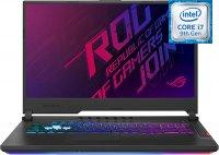 "Игровой ноутбук ASUS ROG Strix Hero III G731GU-EV170T (Intel Core i7-9750H 2.6GHz/17.3""/1920х1080/16GB/1TB HDD + 512GB SSD/nVidia GTX1660Ti/DVD нет/Wi-Fi/Bluetooth/Win 10)"