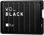 Внешний жесткий диск WD P10 Game Drive 5TB Black (WDBA3A0050BBK-WESN)