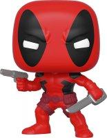 Фигурка Funko POP! Bobble: Marvel: 80th First Appearance: Deadpool (44154)