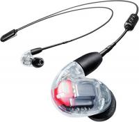 Беспроводные наушники с микрофоном Shure SE846 Clear (SE846-CL+BT2-EFS) фото