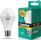 Светодиодная лампа Camelion LED17-A65/830/E27