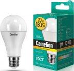 Светодиодная лампа Camelion LED20-A65/830/E27