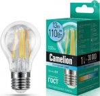 Светодиодная лампа Camelion LED13-A60-FL/845/E27