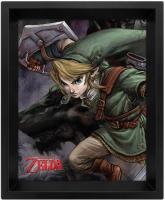 3D-постер Pyramid The Legend Of Zelda: Twilight Princess (EPPLA79968) фото