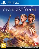 Игра для PS4 Take Two Sid Meier's Civilization VI