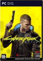 Игра для PC CD PROJEKT RED Cyberpunk 2077 (код загрузки)