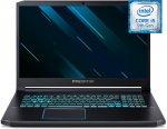 Игровой ноутбук Acer Predator Helios 300 PH317-53-58EH (NH.Q5PER.01G)