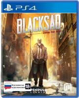 Игра для PS4 MICROIDS Blacksad: Under The Skin Limited Edition фото