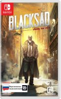 Игра для  Nintendo Switch MICROIDS Blacksad: Under The Skin Limited Edition