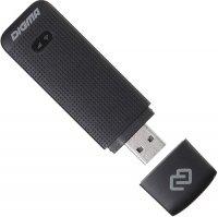USB-модем Digma 3G/4G Dongle Black (DW1961)