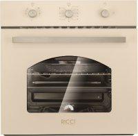 Газовый духовой шкаф Ricci RGO-611BG