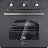 Газовый духовой шкаф Ricci RGO-611BL