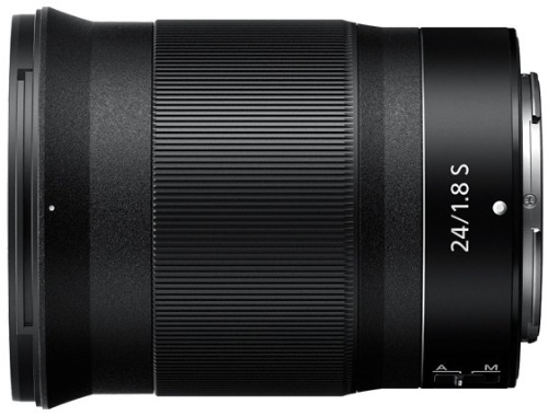 Объектив Nikon Nikkor Z 24mm f/1.8 S