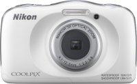 Компактный фотоаппарат Nikon Coolpix W150 White Backpack Kit