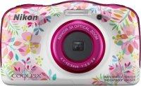 Компактный фотоаппарат Nikon Coolpix W150 Flower Backpack Kit