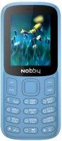 Мобильный телефон Nobby 120 Light Blue