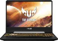 """Купить Игровой ноутбук ASUS, TUF Gaming FX505DT-AL071T (AMD Ryzen 7 3750H 2.3GHz/15.6""""/1920х1080/8GB/512GB SSD/nVidia GeForce GTX1650/DVD нет/Wi-Fi/Bluetooth/Win 10)"""