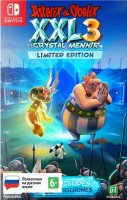 Игра для Nintendo Switch MICROIDS Asterix&Obelix XXL 3 The Crystal Menhir Limited
