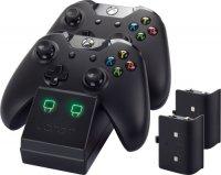 Зарядное устройство Venom TwinDockingStation&BatteryPack на 2 геймпада Xbox One (VS2851)