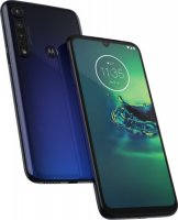 Смартфон Motorola Moto G8 Plus Cosmic Blue (XT2019-1)