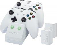 Зарядное устройство Venom TwinDockingStation&BatteryPack на 2 геймпада Xbox One (VS2859)