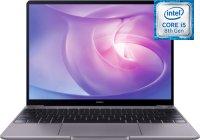 Ультрабук Huawei MateBook 13 WRT-W19 512GB Space Gray (Intel Core i5-8265U 1.6GHz/13''/2160x1440/8GB/512GB SSD/NVIDIA GeForce MX250/DVD нет/Wi-Fi/Bluetooth/Win10)