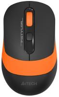 Мышь A4Tech FStyler FG10 Black/Orange фото