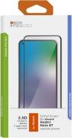 Защитное стекло с рамкой 2.5D InterStep для Xiaomi Redmi Note 8T Black (IS-TG-XIARENO8T-02AFB0-ELGD00)
