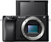 Компактный фотоаппарат Sony A6100 + SEL1650 Black (ILCE-6100L/B)