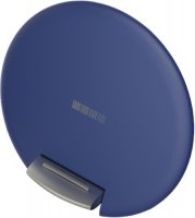 Беспроводное зарядное устройство InterStep QI, 10W, Dark Blue (IS-TC-QISDBL10W-000B210)