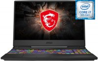 "Игровой ноутбук MSI GL65 9SDK-080RU (Intel Core i7-9750H 2600Mhz/15.6""/1920х1080/16GB/512GB SSD/DVD нет/NVIDIA GeForce GTX1660Ti/Wi-Fi/Bluetooth/Win 10)"
