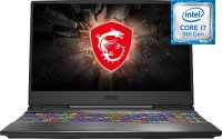 Игровой ноутбук MSI GP65 Leopard 9SD-254RU (Intel Core i7-9750H 2.6GHz/15.6''/1920x1080/16GB/512GB SSD/NVIDIA GeForce GTX1660Ti/DVD нет/Wi-Fi/Bluetooth/Win10)