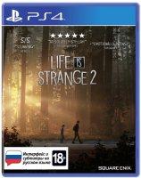 Игра для PS4 Square Enix Life is Strange 2