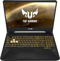 """Игровой ноутбук ASUS TUF Gaming FX505DU-AL174 (AMD Ryzen 7 3750H 2.3GHz/15.6""""/1920х1080/16GB/1TB HDD + 512GB SSD/nVidia GeForce GTX1660Ti/DVD нет/Wi-Fi/Bluetooth/ОС нет)"""