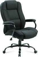 Кресло Brabix Heavy Duty HD-002 Black (531830) фото