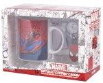 Сувенирный набор ABYstyle Marvel: Spider-Man кружка + брелок + наклейки (ABYPCK116)