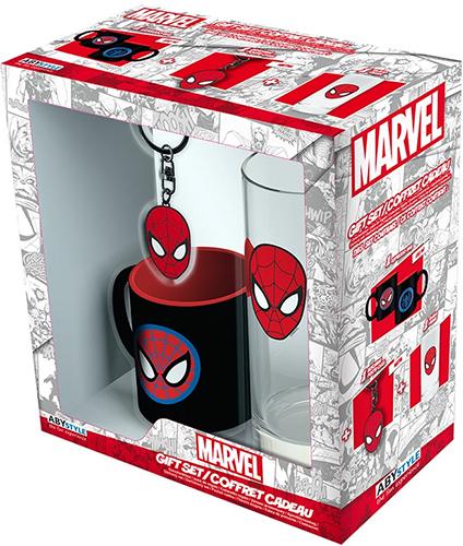 Сувенирный набор ABYstyle Marvel: Spider-Man