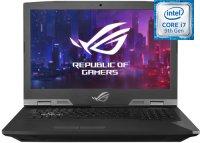 "Игровой ноутбук ASUS ROG G703GXR-EV003T (Intel Core i7-9750H 2600Mhz/17.3""/1920х1200/32GB/1TB+512GB SSD/DVD нет/NVIDIA GeForce RTX 2080/Wi-Fi/Bluetooth/Win 10)"