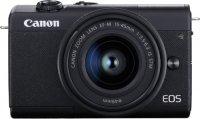 Системный фотоаппарат Canon EOS M200 BK M15-45