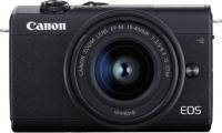 Системный фотоаппарат Canon EOS M200 BK M15-45 фото