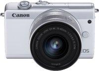 Системный фотоаппарат Canon EOS M200 WH M15-45