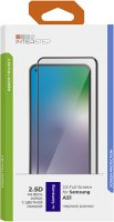 Защитное стекло с рамкой 2.5D InterStep для Galaxy A51 Black (IS-TG-SAM000A51-02AFB0-ELGD00)